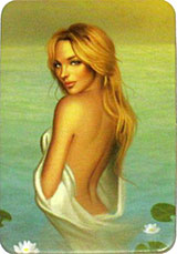 Avalon. Marqueur, Dame du Lac