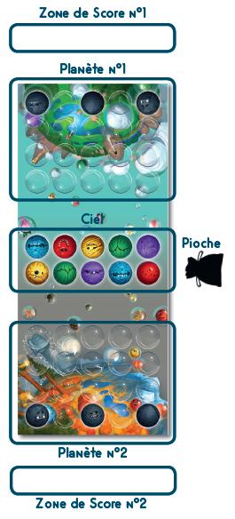 Bubblee Pop : Préparation