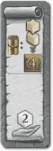 Carte Bonus : Passer : Forteresse - Sanctuaire