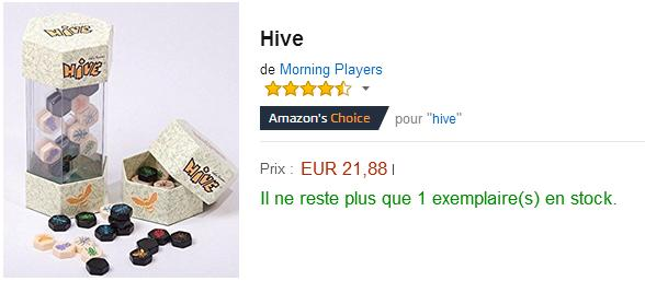 Hive acheter (jeu)