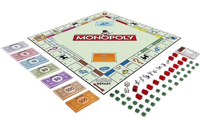 Monopoly Matériel