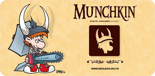 J'ai créé ce petit outil qui va vous permettre de gérer votre jeu Munchkin ainsi que ses extensions plus facilement !