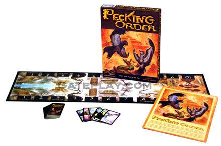 Pecking Order : Jeu