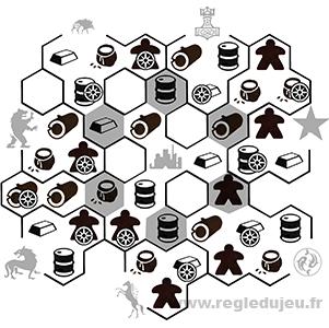 Scythe : Map