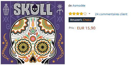 Skull and roses acheter