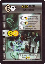 Techno Institut Alien