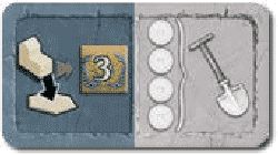 Tuile Pointage associée au Comptoir