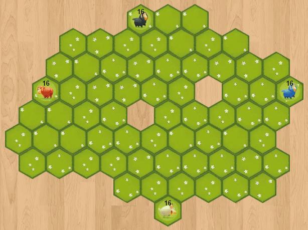 Battle Sheep : Stratégie