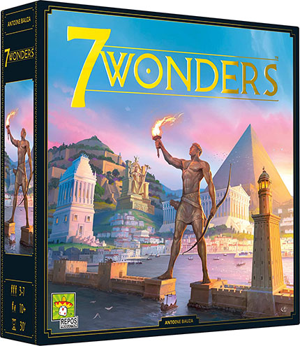 7 Wonders deuxième édition