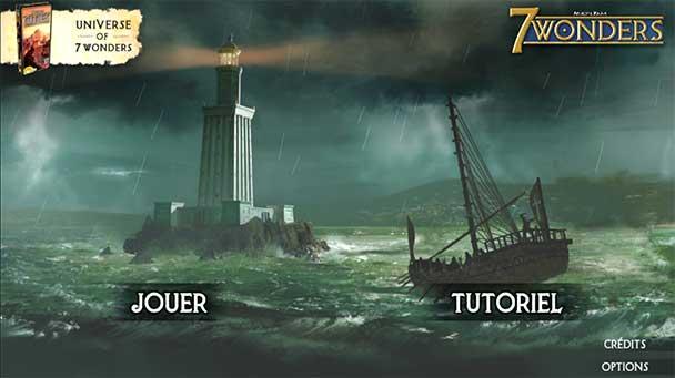 7 Wonders app (jouer online)