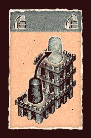 Carte action : Monter de 2 niveaux