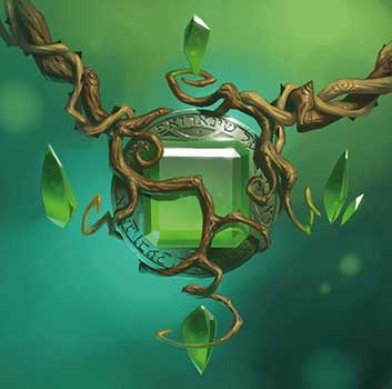 Amulette de Terre