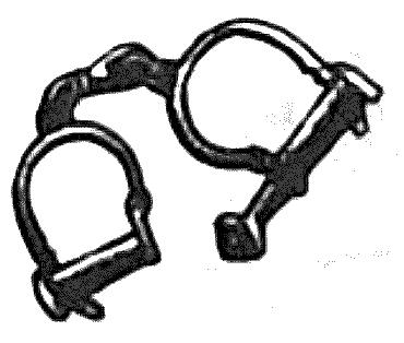 Arrestation : Menottes