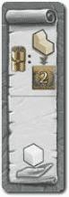 Carte Bonus : Passer - Comptoir
