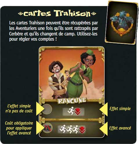 Carte Trahison