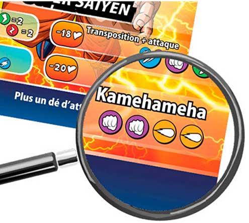 Combo : Kamehameha