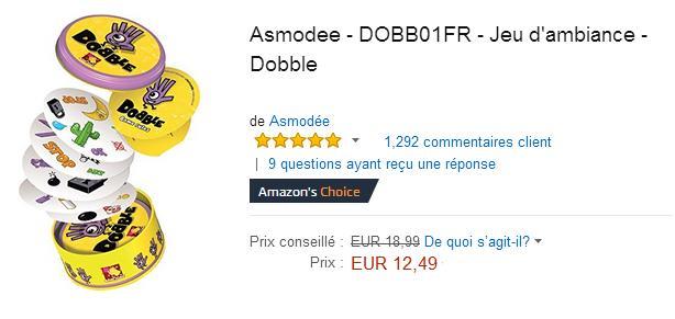 Dobble : acheter