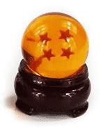 Dragon Ball : Boule de cristal à 4 étoiles