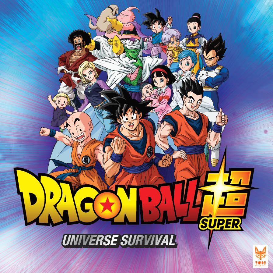 Dragon Ball Super : Le jeu de société