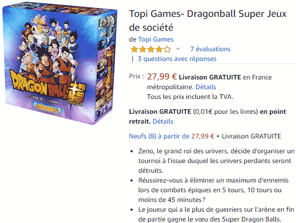 Dragon Ball  Super La Survie de l'Univers