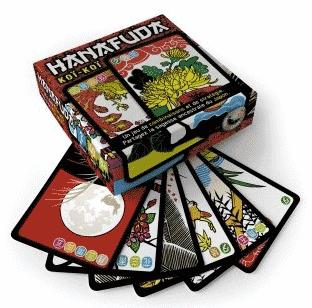 Hanafuda Koi koi : acheter le jeu de cartes