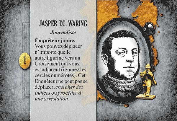 Jasper Waring