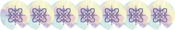 Hanamikoji : 7 jetons Art