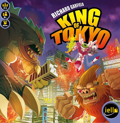 King of Tokyo : Règle du jeu