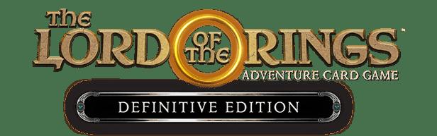 LOTR Adventure Card Game - Definitive Edition