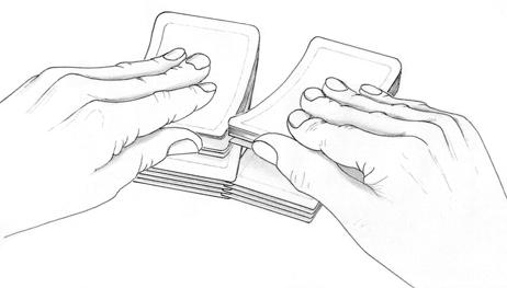 Mélanger les cartes