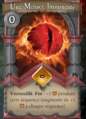 Menace Imminente : Oeil de Sauron