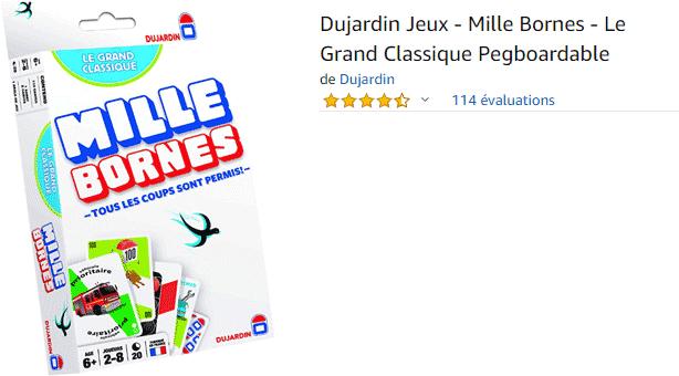 Mille bornes : acheter