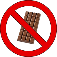 Pas de bras, pas de chocolat