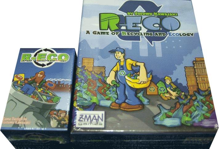 R-Eco : Edition