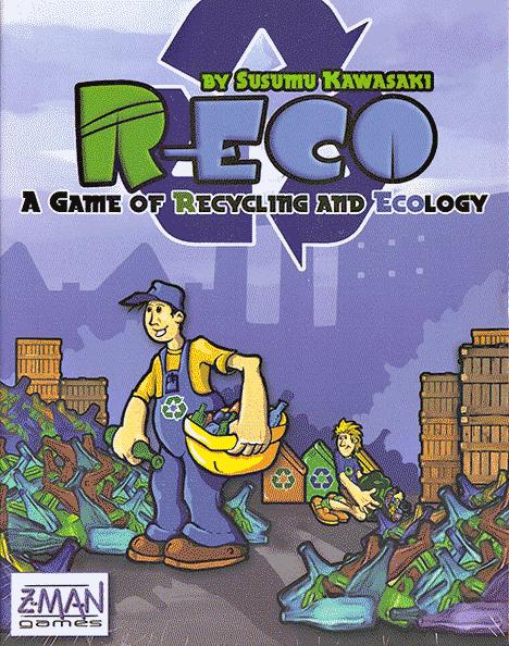 R-Eco : le jeu de cartes sur l'écologie