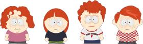 Enfants roux (South Park) Gingers have no soul