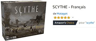 Scythe : Acheter