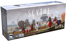 Scythe : Extension : Les Conquérants du Lointain