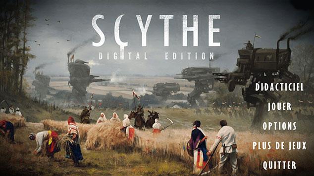 Scythe : Digital Edition