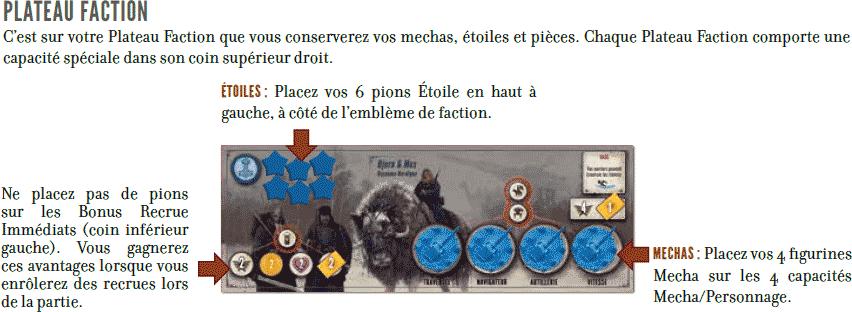 Scythe : Plateau Faction