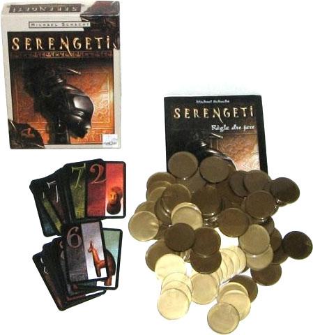 Serengeti : Jeu