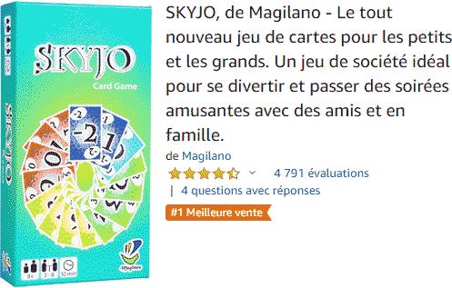 Skyjo : acheter