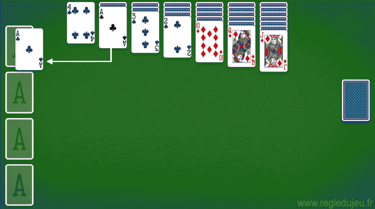 Solitaire : as