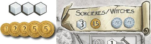 Les Sorcières (Faction de Terra Mystica)