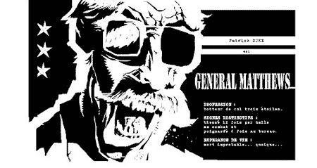 Variante du Général Matthews